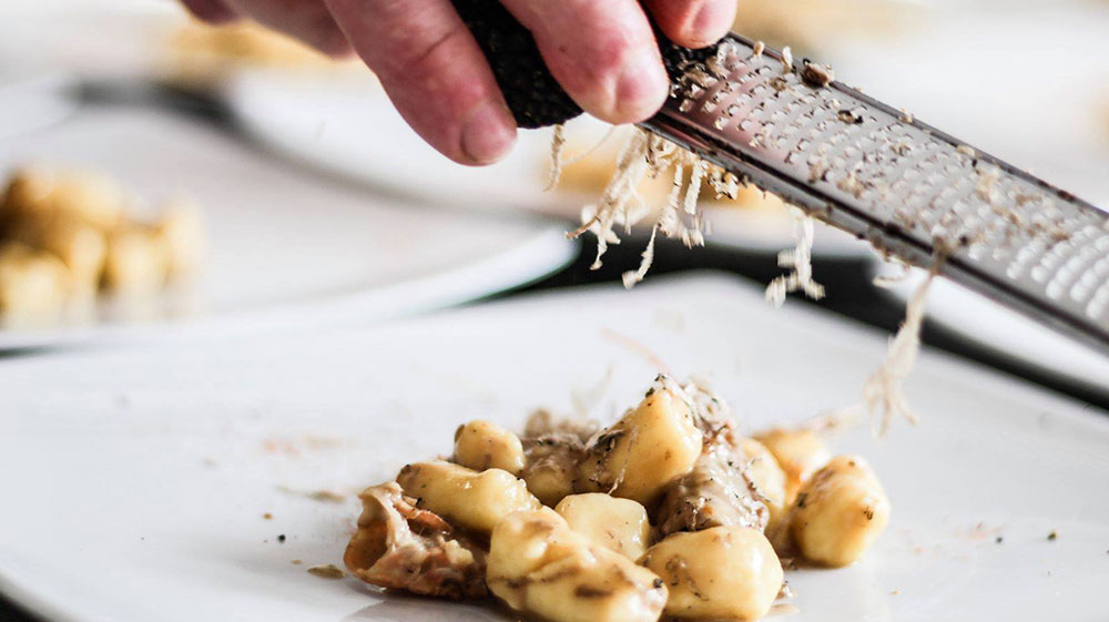 Tartufo pasta